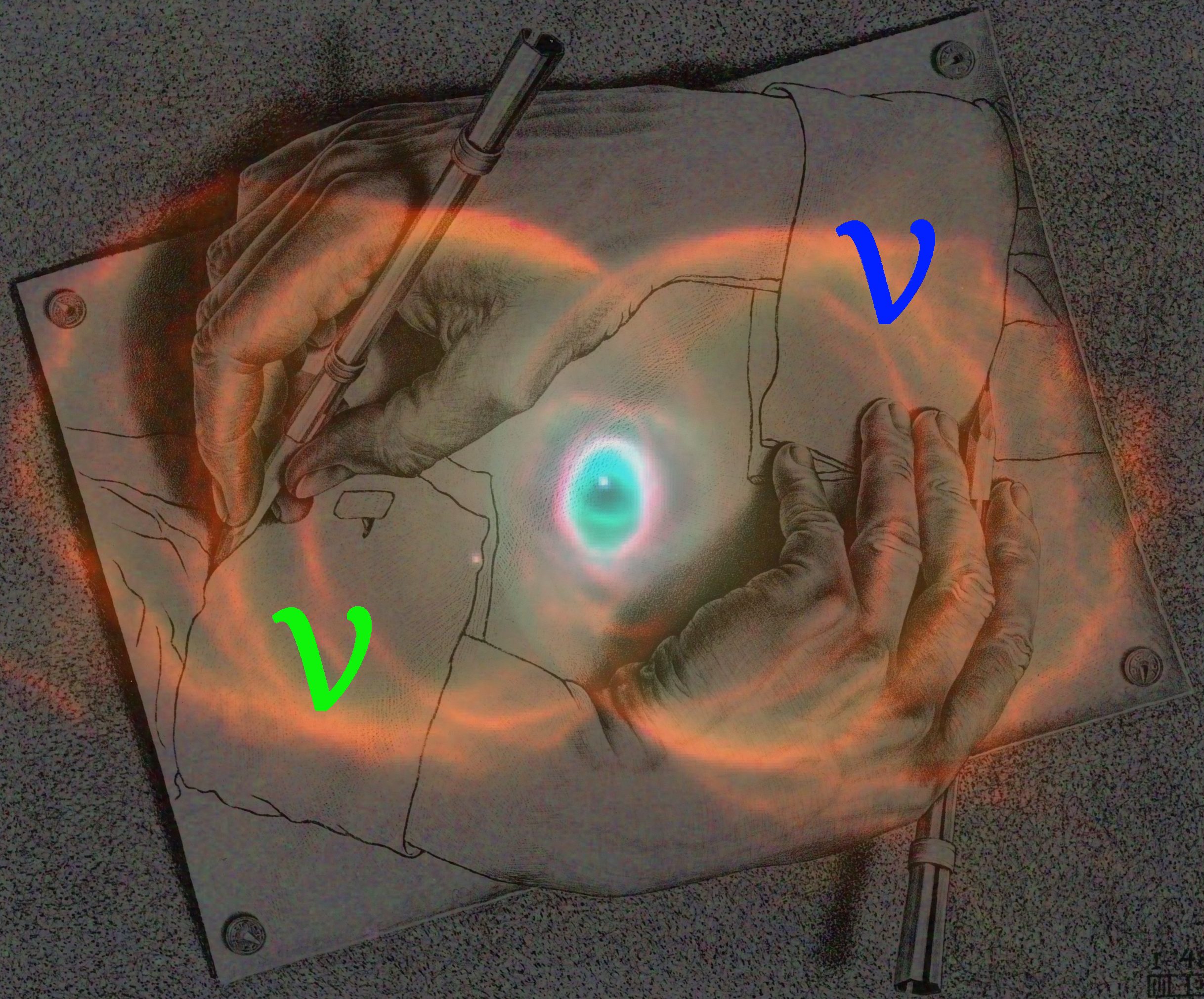Thumbnail for the post titled: Probing Quantum Entanglement in a Gas of Oscillating Neutrinos
