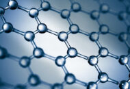 Illustration of Graphene at Nanoscale